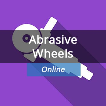 Abrasive Wheels Training Icon