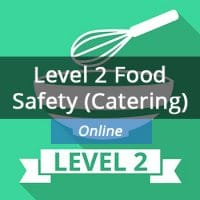 Level 2 Food Safety course catering