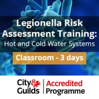 Legionella Risk Assessment Training Course City and Guilds