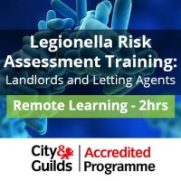 Legionella Risk Assessment Training Course Landlords and Letting Agents City and Guilds