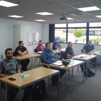 Classroom Training - Social Distancing