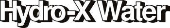 Hydro-X Water Logo