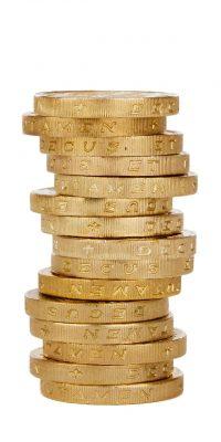 HX Store Pound Coins