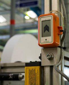 lev airflow indicator remote mounted hsg258