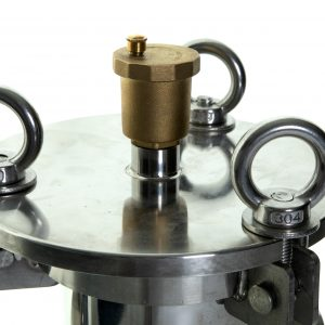 side stream filtration unit