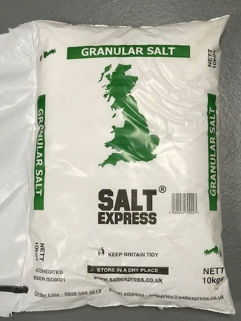 Water Softener Salt Granules 10kg