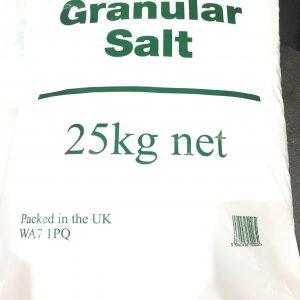 Water Softener Salt Granules