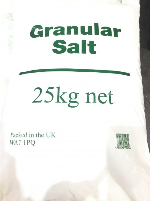 Water Softener Salt Granules