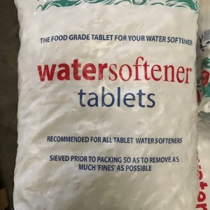 Water Softener Salt Tablets 25kg Bags