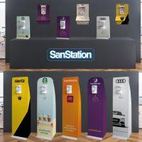 SanStation Branded Design Examples