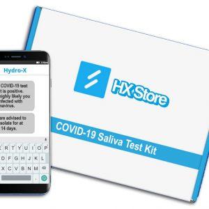 HXS Coronavirus Saliva Test Kit