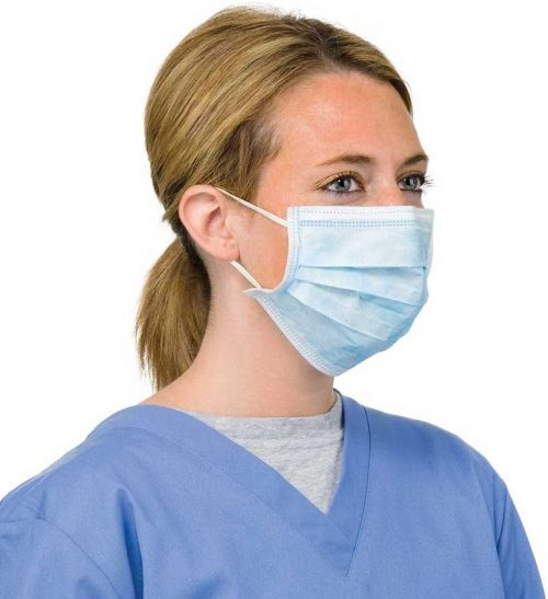 Type IIr face mask