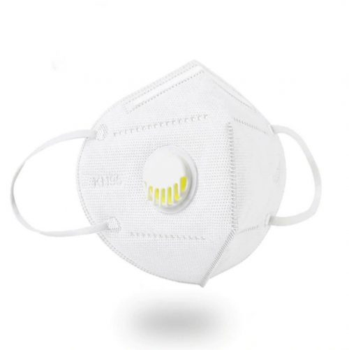 KN95 mask with valve 2