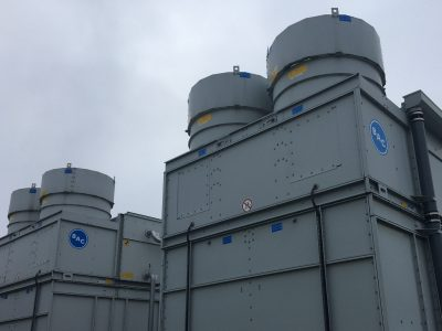 cooling tower water treatment