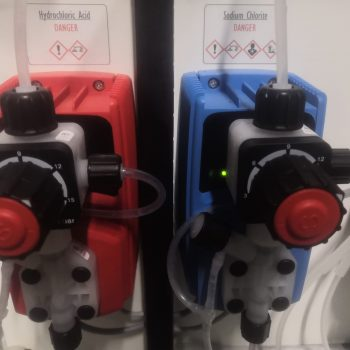Hydro-Safe adjustable chemical switches